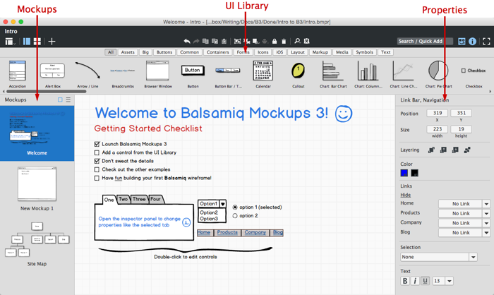 Balsamiq App Tools For Ios Amp Android Developers