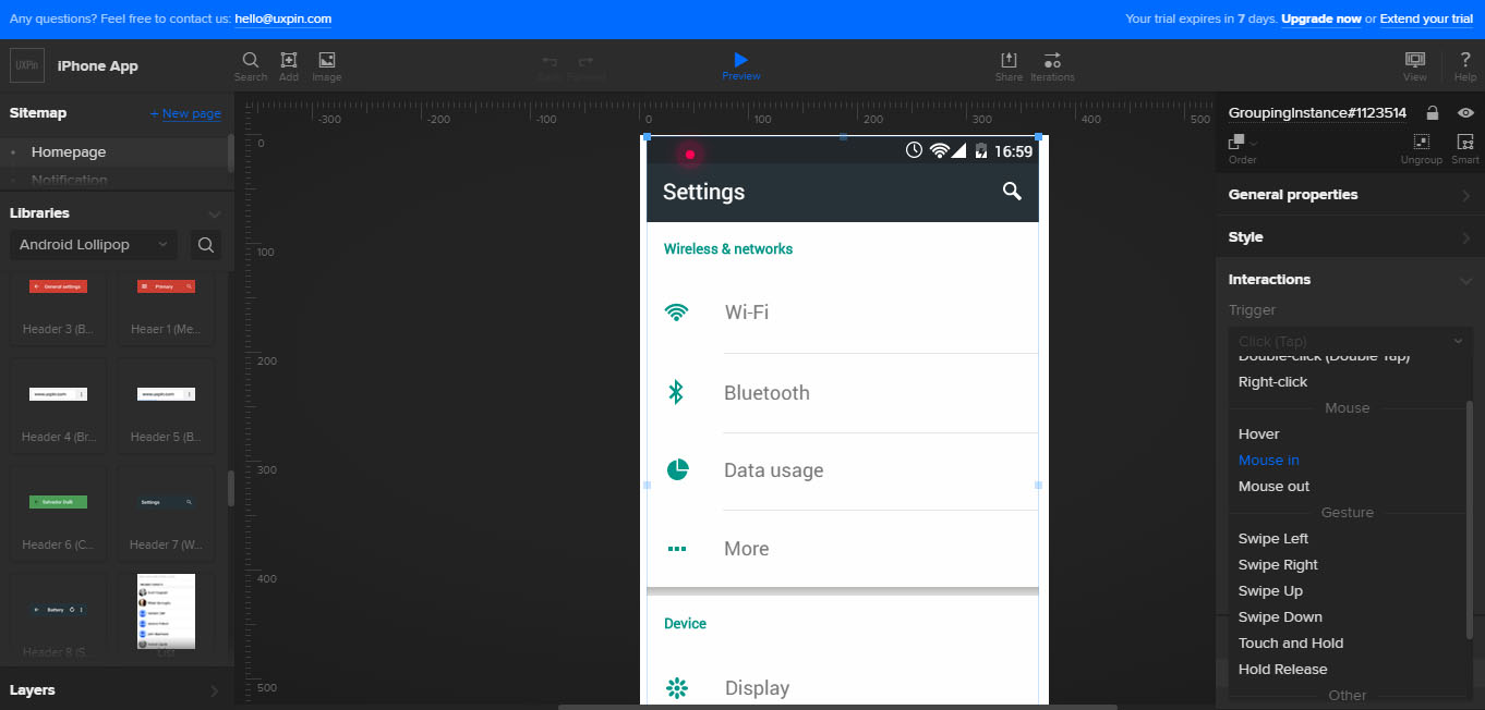 Uxping App Tools For Ios Amp Android Developers